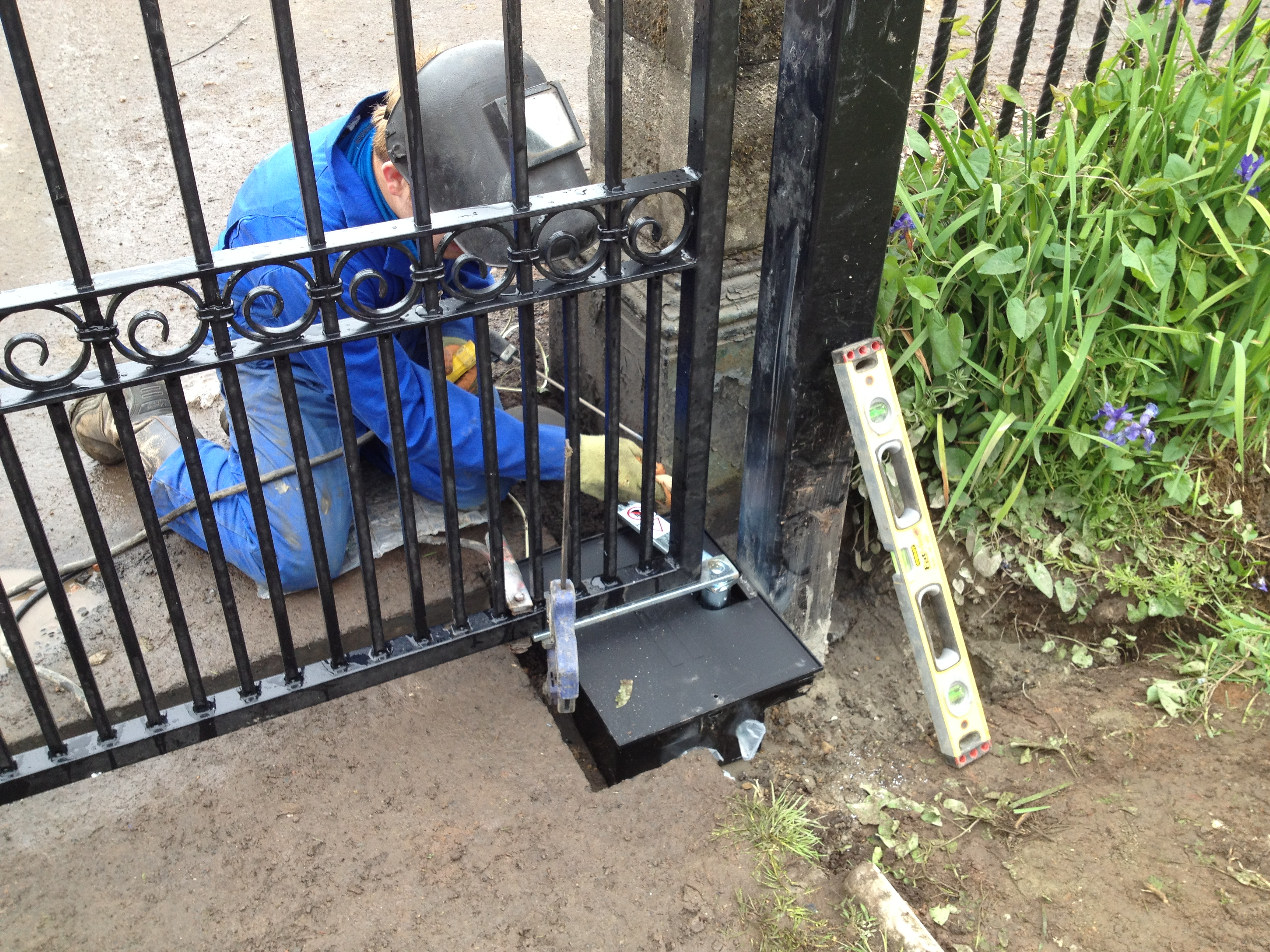 Why Install Electric Gates